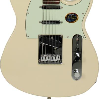 Tagima T-900 White Vintage