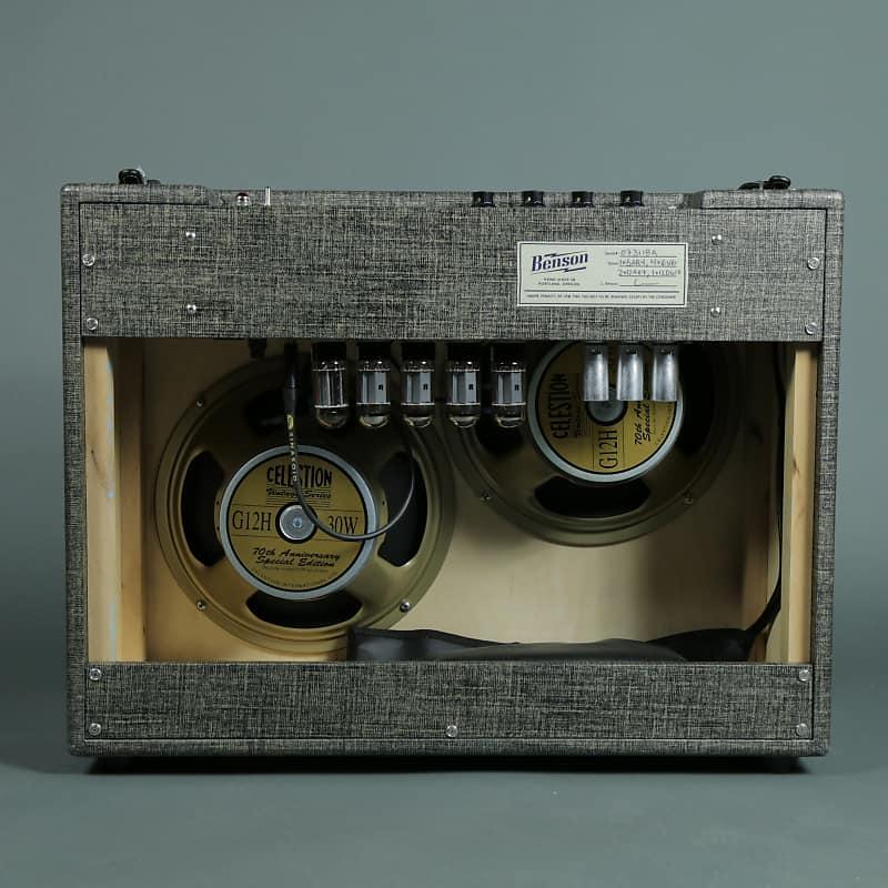 benson amps chimera 2x12 combo amp reverb. Black Bedroom Furniture Sets. Home Design Ideas