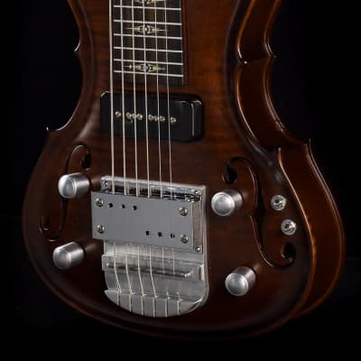 Scott Walker Horizon Hollow Lap Steel Flame Maple (811) for sale