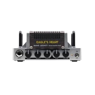 Hotone Nano Legacy Series Captain Sunset Guitar Amplifier Head [NLA-9] for sale