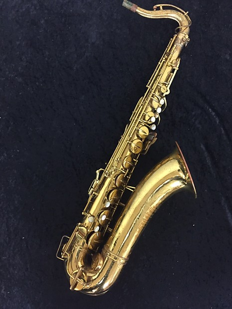 Buescher Aristocrat Big B Tenor Sax | Gorby's Music, Inc