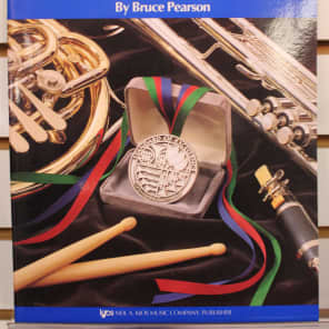 Neil A Kjos Music Company Standard of Excellence: Comprehensive Band Method (Trumpet/Cornet Book 2)