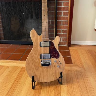 Ernie Ball Music Man James Valentine with Roasted Maple Neck - Satin Ash for sale