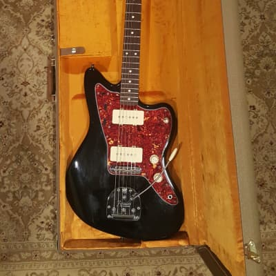 2012  Fender American Vintage '62 Jazzmaster Re-issue AVRI Black for sale