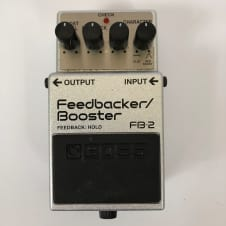 Boss FB-2 Feedback/Boost Pedal