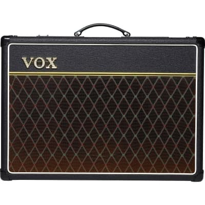 "Vox AC15C1 Custom 2-Channel 15-Watt 1x12"" Guitar Combo"