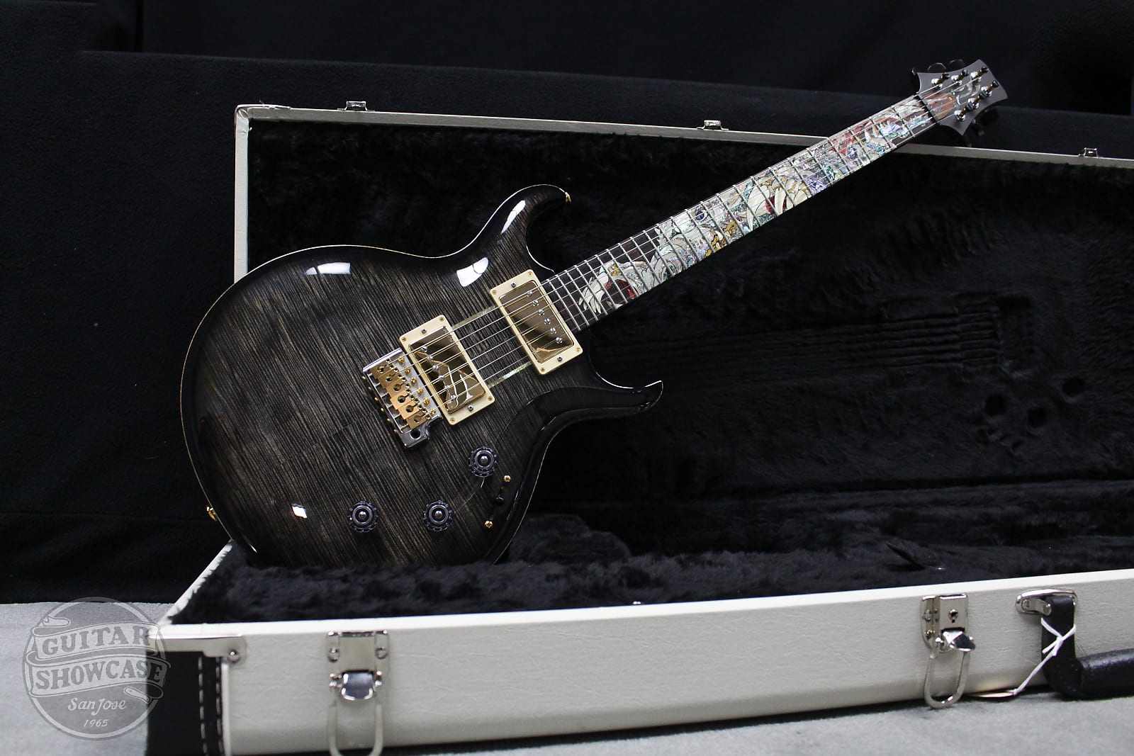 Paul Reed Smith Dragon 25th Anniversary [Charcoal] [#30 of 60]