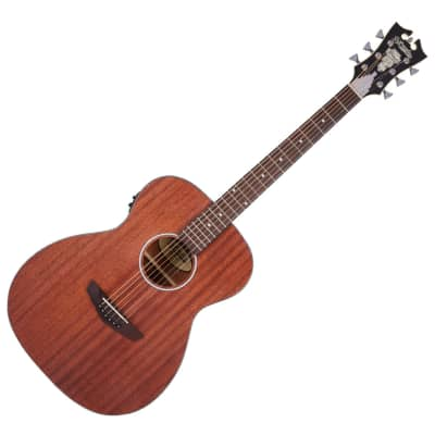 D'angelico Premier Tammany LS -  Mahogany Satin - Used for sale