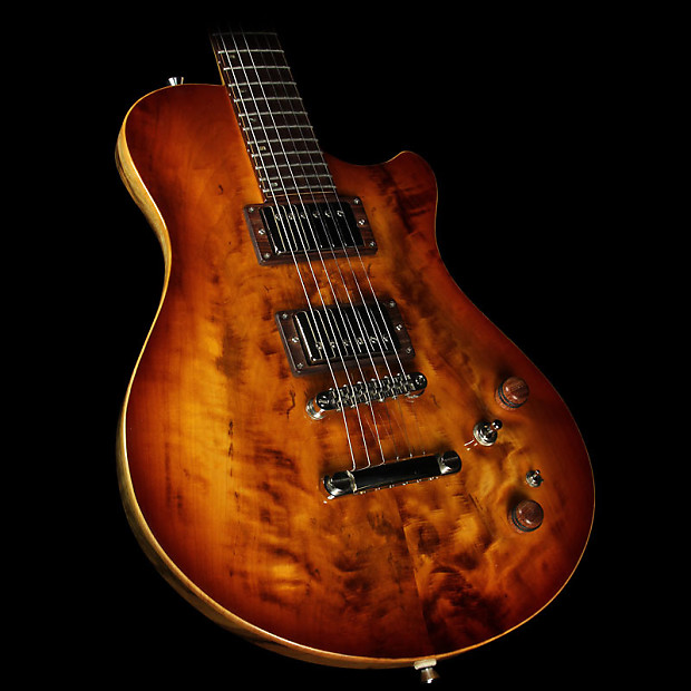 used 2011 new orleans guitar company voodoo custom electric reverb. Black Bedroom Furniture Sets. Home Design Ideas
