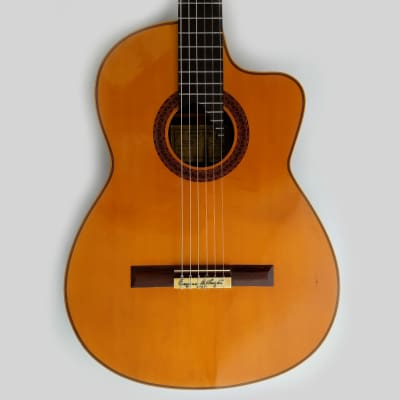 1968 Pimentel & Sons - CA2 - Classical Guitar -  Natural for sale