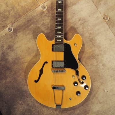 Gibson ES335TD 1979 Natural