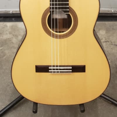 2017 Douglass Scott Concert Classical Guitar Spruce/Indian Rosewood 640mm Scale for sale