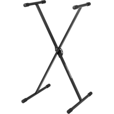 Ultimate Support JSXS300 Single Brace X-Style Keyboard Stand