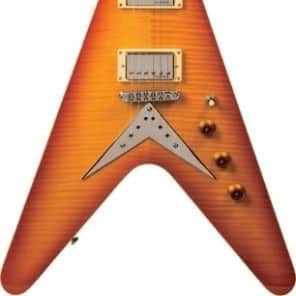 Hamer XT The Vector Model VECF-HB Honey Burst V Style Electric Guitar - NEW for sale