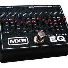 MXR 10 Band EQ Equalizer Pedal