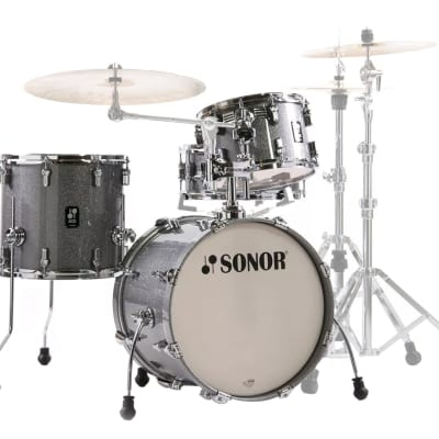 Sonor AQ2 18-12-14+14 w/tom and cymbal holder