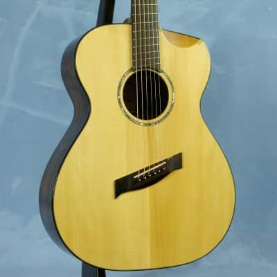 Hart Guitars Brazilian Rosewood Fan Fret SJ-MS 2013 for sale
