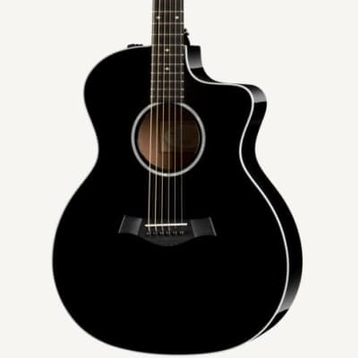 Taylor 214ce Deluxe - Black