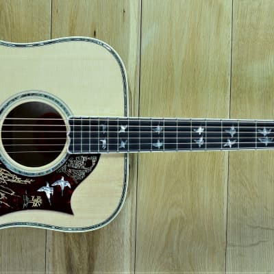 Gibson Doves In Flight Antique Natural for sale