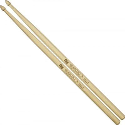 "Meinl 7A Big Apple Bop, 16"" Hickory, Big Acorn Tip"