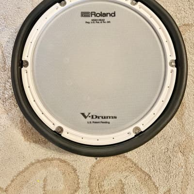 "Roland PDX-8V-Drum 8"" Dual-Trigger Mesh Snare Drum Pad Black"