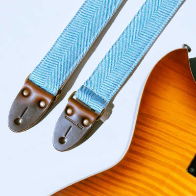 Original Fuzz Skinny Guitar Strap in Rishikesh