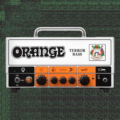 Orange Terror Bass 500 for sale