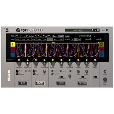 Propellerhead Synchronous Timed-Effect Modulator