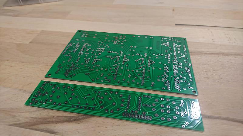 GSSL Platinen Set Klon SSL 4000 G Stereo Bus Kompressor Nachbau PCB