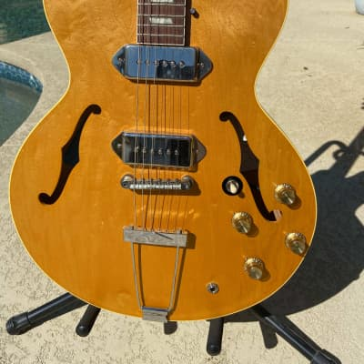 Epiphone John Lennon Limited Edition Revolution Casino  #A-95 of 1965 - COA, case candy and strings! for sale