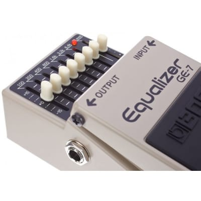 BOSS GE7 Graphic Equalizer for sale