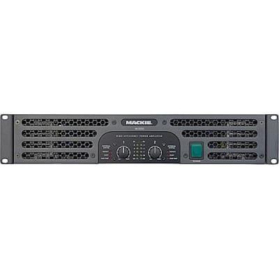 Mackie M2000 2-Channel Power Amplifier