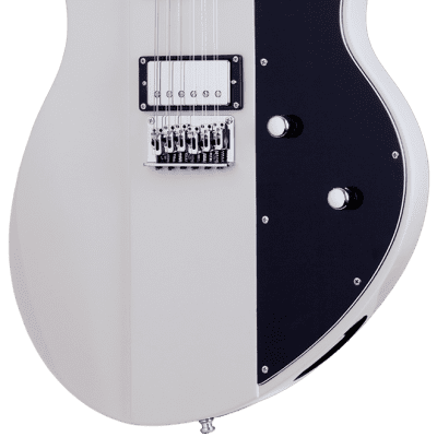 Schecter Robert Smith UltraCure-XII Vintage White