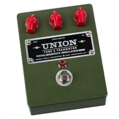 Union Tube & Transistor Bean Counter Tsar Bomba