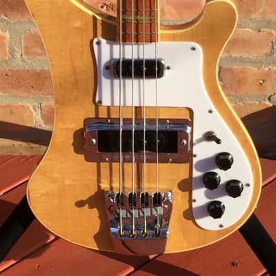 Rickenbacker 4001 1978 Maple
