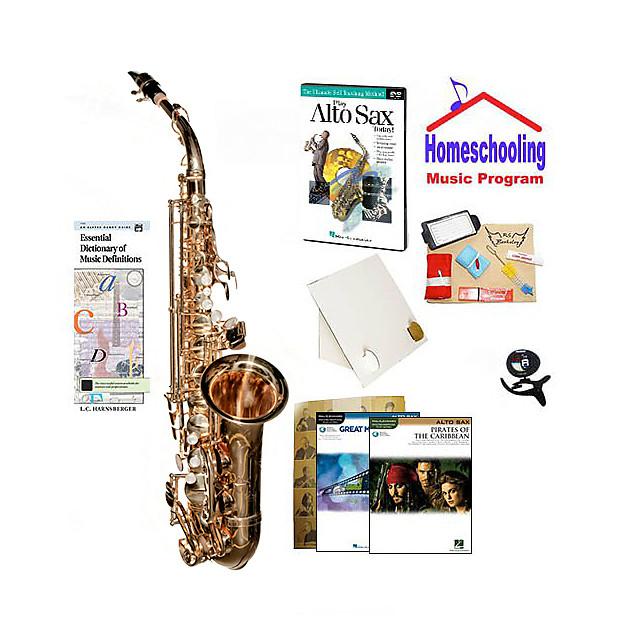 RS Berkeley Homeschool Music - Alto Sax Pack (Pirates of the Caribbean)