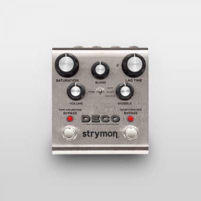 Strymon - Deco Tape Saturation & Doubletracker Pedal