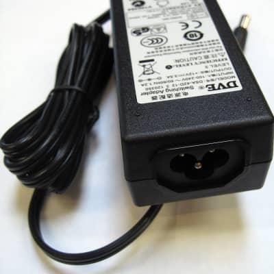 Korg DSA-42D-12 Power Supply for Korg PA50, PA50SD,12 Volt  3.5 Amp Power Adapter Center Positive