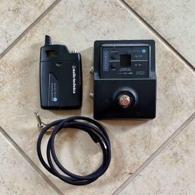 Audio-Technica ATW-1501 System 10 Digital Wireless Guitar Stompbox