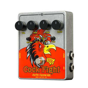Electro Harmonix Cock Fight Cocked-Wah Pedal for sale