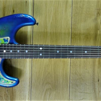 Fender Custom Shop Namm Ltd 69 Blue Flower Strat Relic CZ544505 ~ Namm Show Guitar for sale