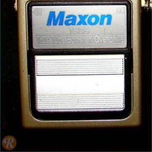 Maxon TB-09 True Tube Booster/Overdrive