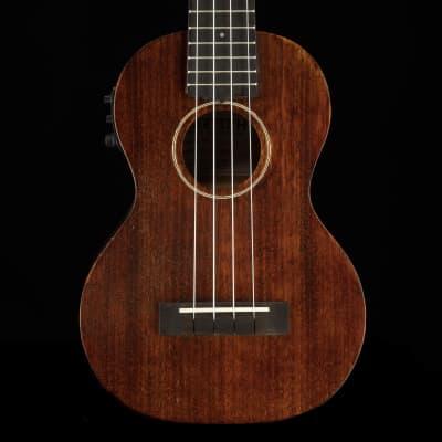 Used Gretsch G9110-L Long Neck Concert Size Ukulele Acoustic Electric Uke