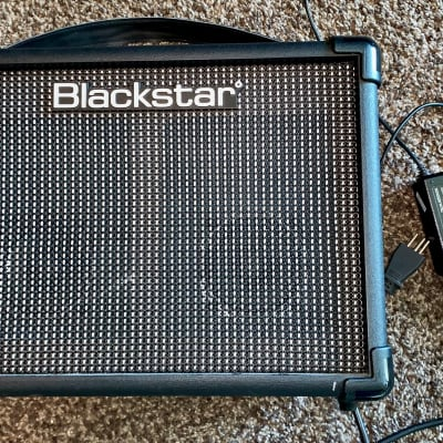 Blackstar Id core stereo 10 guitar amp amplifier built in fx very compact  Black