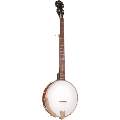 Gold Tone CC-50 Cripple Creek Open-Back Banjo with Gig Bag for sale