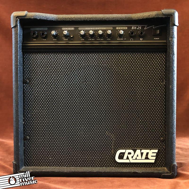 Crate BX-25 27W 1x10