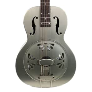 Gretsch G9201 Honey Dipper Round-Neck Metal Resonator Acoustic Demo for sale