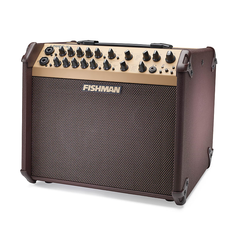 Fishman PRO-LBT-600 Loudbox Artist 120W 1x8'' 2-Channel Acoustic Combo Amplifier w/ Bluetooth
