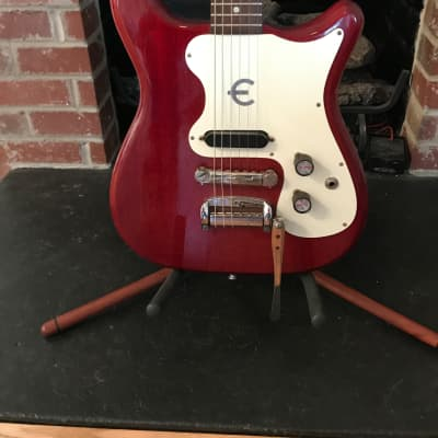 Epiphone Olympic ( Celebrity Owned) 1964 Cherry for sale