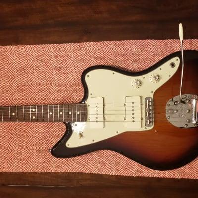 Fender Jazzmaster 2017 Sunburst
